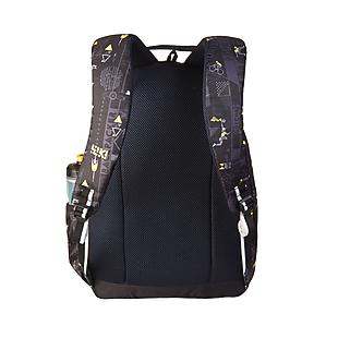 Wildcraft Wiki 6 Jock Backpack - Black