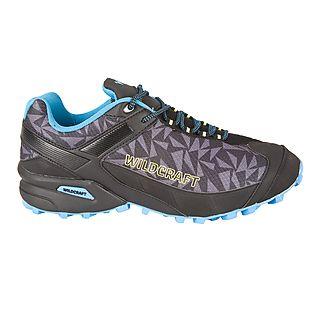 Wildcraft Men Shoes Galatzo - Black Blue