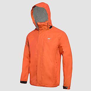 Wildcraft Unisex Rain Pro Jacket - Puffin'S Bill Orange