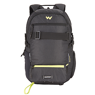 Wildcraft Ranger Laptop Backpack - Black