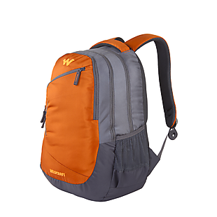 Wildcraft Maestro Unisex Backpack - Orange