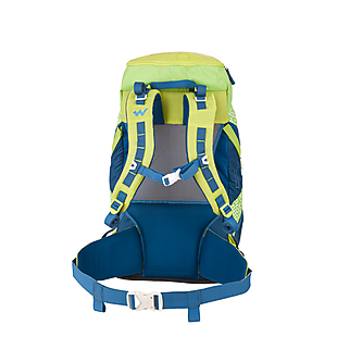 Wildcraft Rucksack For Trekking Zephyr 40L - Green