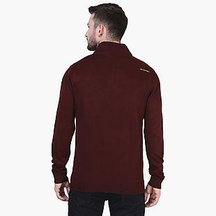 Wildcraft Men Sweater Henley