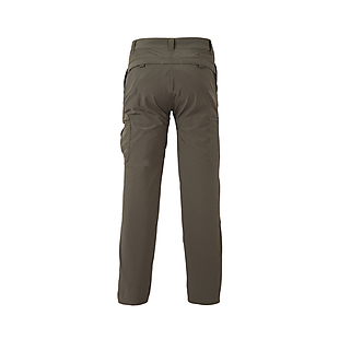 Wildcraft Men Hypacool Hiking Pants - Forest Night Green
