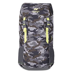 Wildcraft Verge 35 - Camo Grey