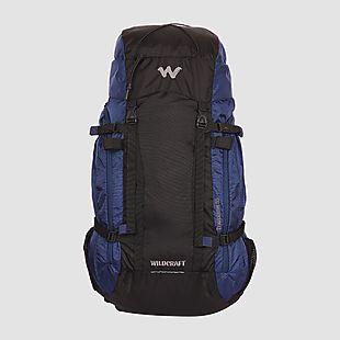 Wildcraft Rucksack For Trekking Trailblazer Plus 55L - Blue
