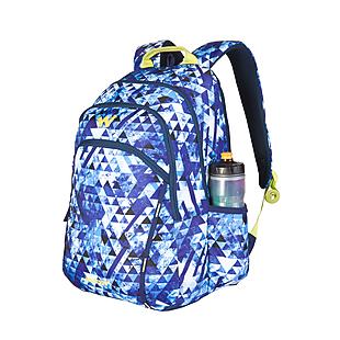 Wildcraft Wildcraft 2 Geo Camo Backpack - Blue