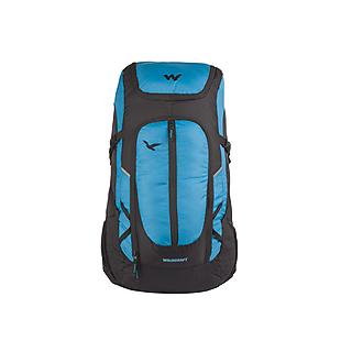 Wildcraft Teen Rucksack For Trekking 35L - Blue