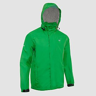 Wildcraft Unisex Rain Pro Jacket - Classic Green