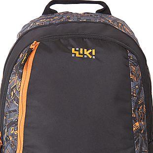 Wildcraft Wiki By Wildcraft City 3 Backpack - Black