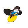 Wildcraft Unisex Flip Flops Tribe - Brown Yellow