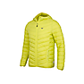 Wildcraft Men Packable Hooded Extra-Warm Down Jacket - Lime