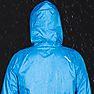 Wildcraft Hypadry Plus Unisex Rain Cheater - Light Blue